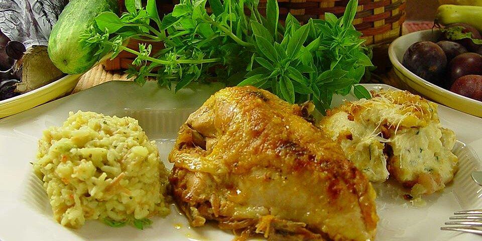 pressure cooker chicken with duck sauce recipe