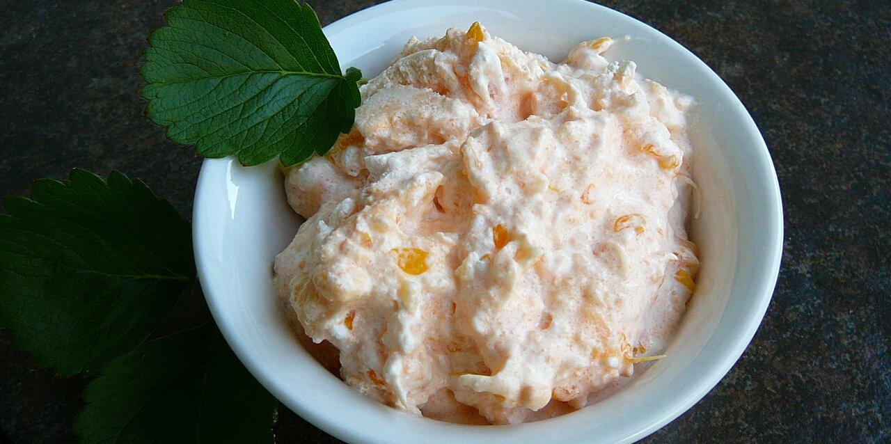 orange gelatin salad recipe