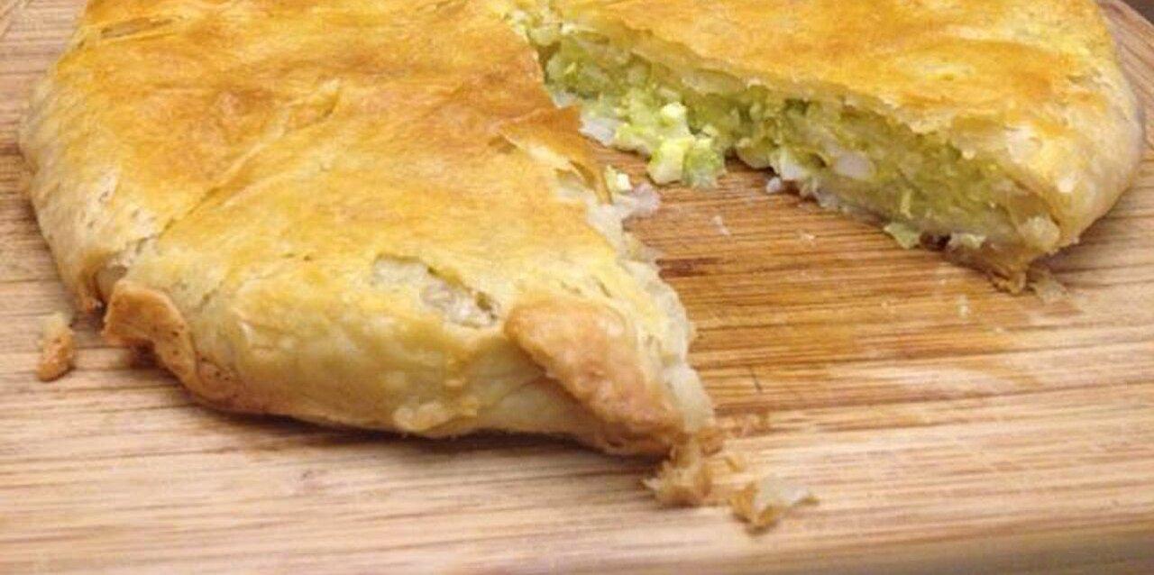 russian cabbage pie recipe