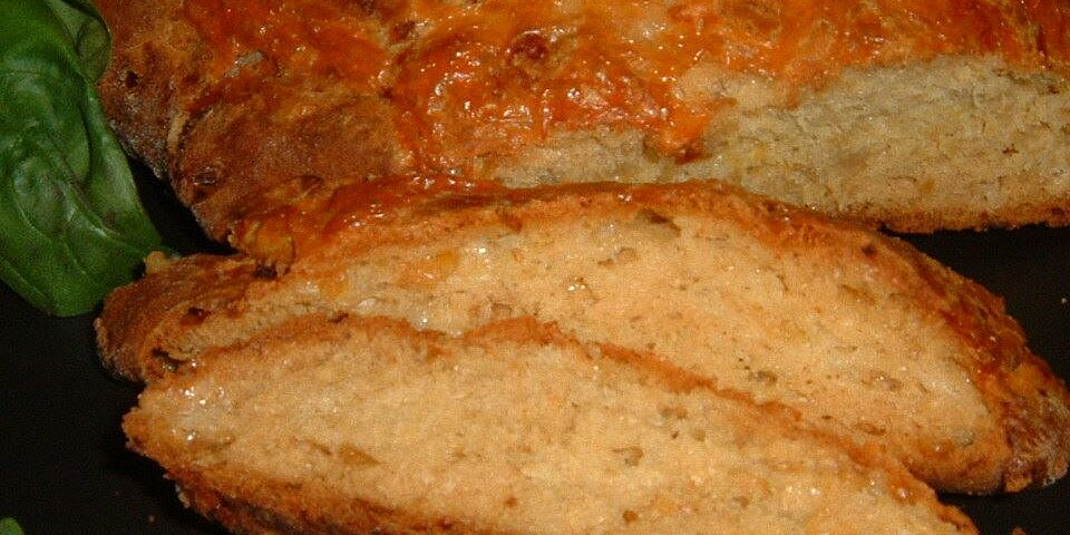savory onion bread recipe