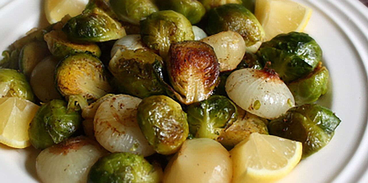 chef johns roasted brussels sprouts