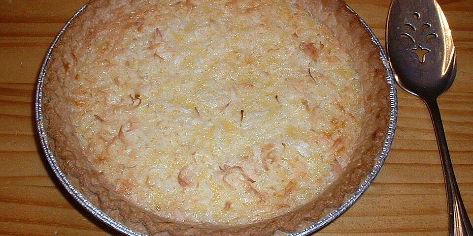 pineapple pie i recipe