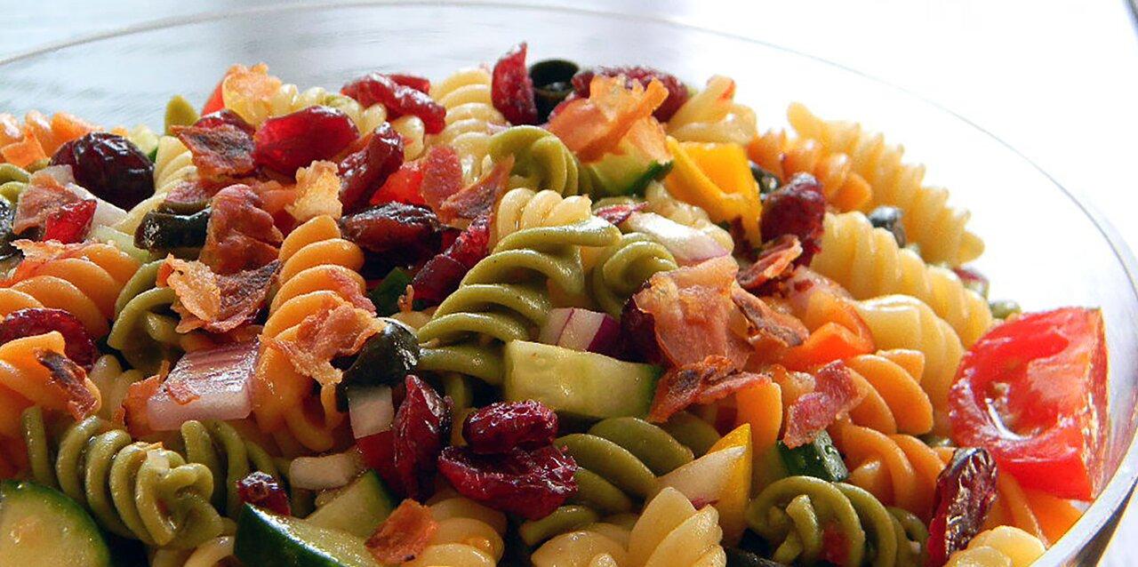 Pasta Salad Recipe Tasty
