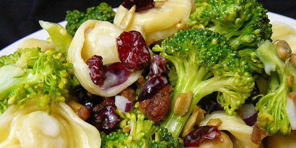 broccoli and tortellini salad recipe