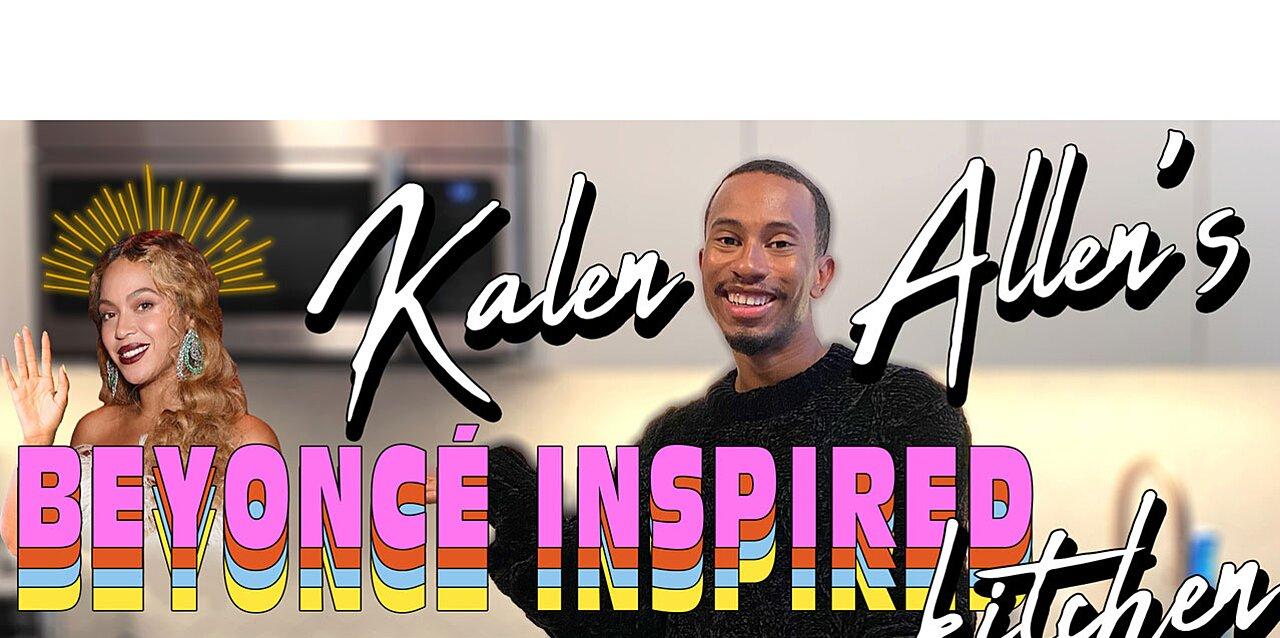 YouTube Star Kalen Allen's Kitchen Tour Will Brighten Your Whole Day