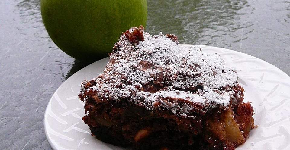 fresh apple cake ii recipe