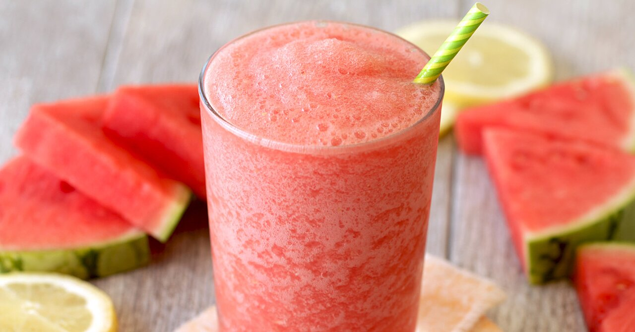 Hungry Girl: This Frozen Cocktail Will Be the Star of Your Summer Parties