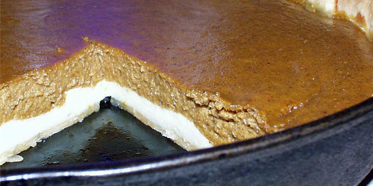 paradise pumpkin pie i recipe