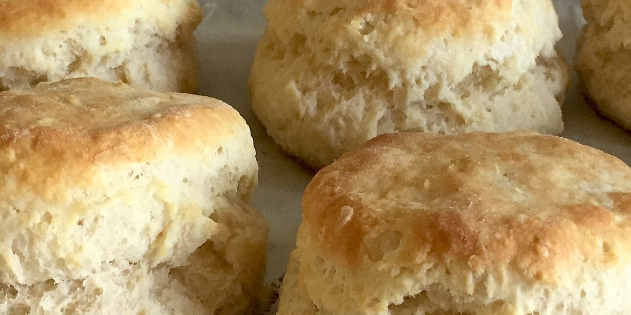 how to fix dry crumbly biscuits