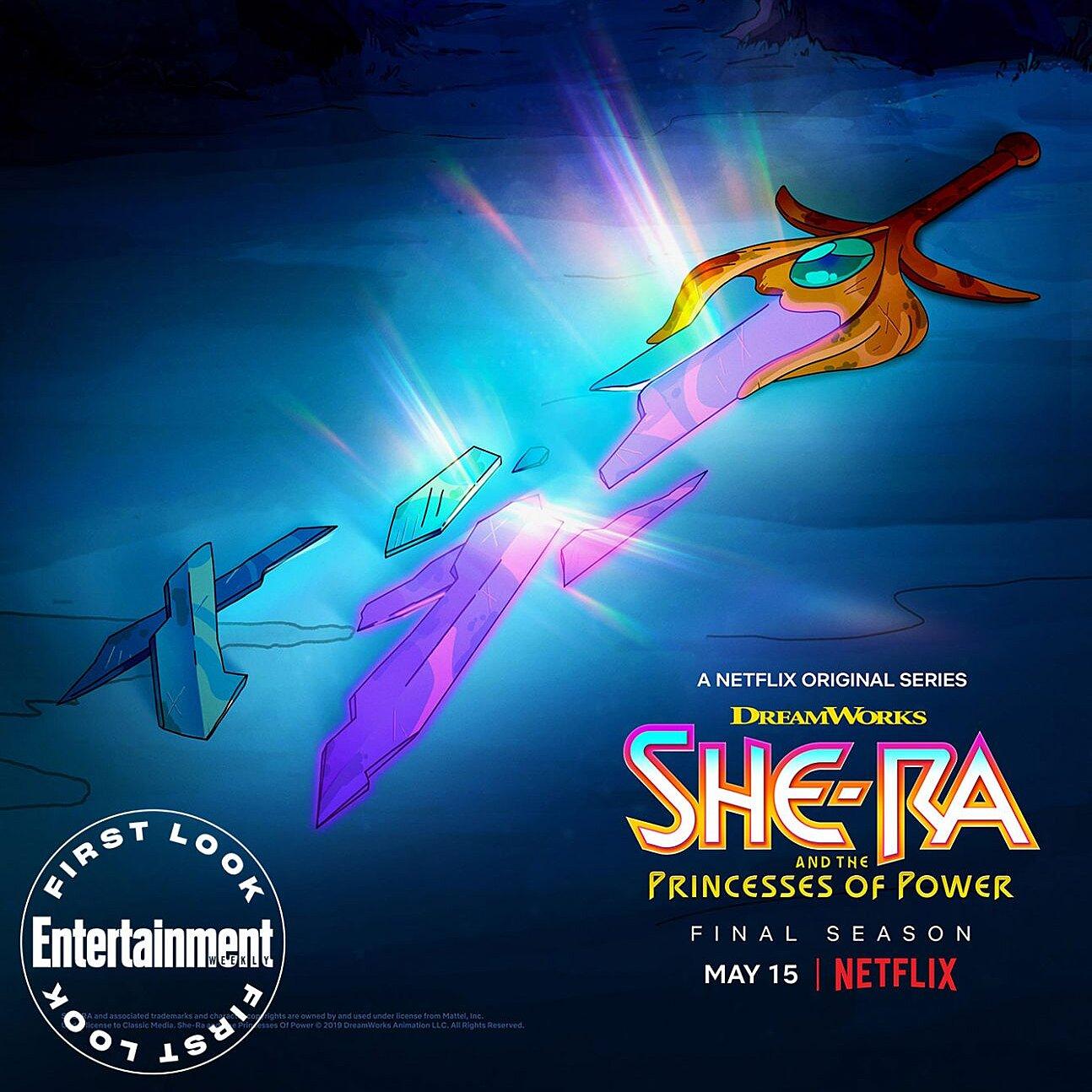 Netflix's She-Ra season 5 will be its last, showrunner reveals ...