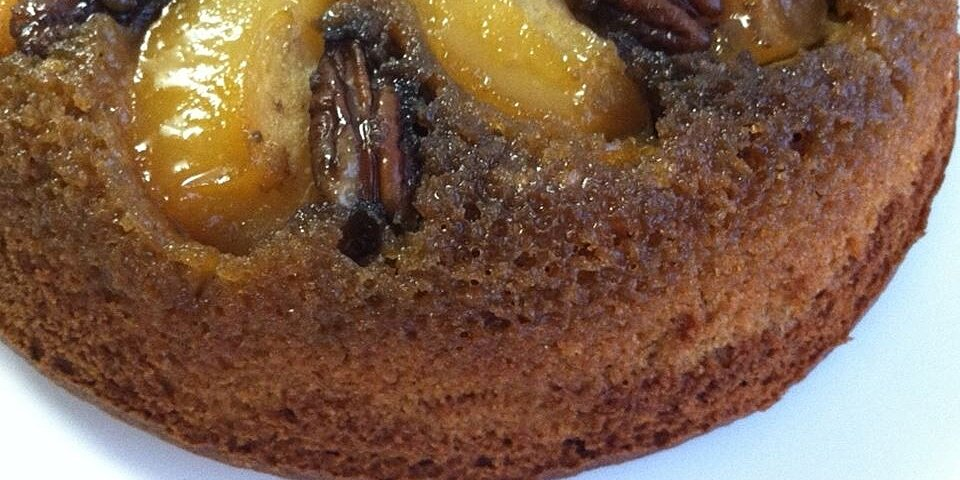 gingerbread pear cake recipe