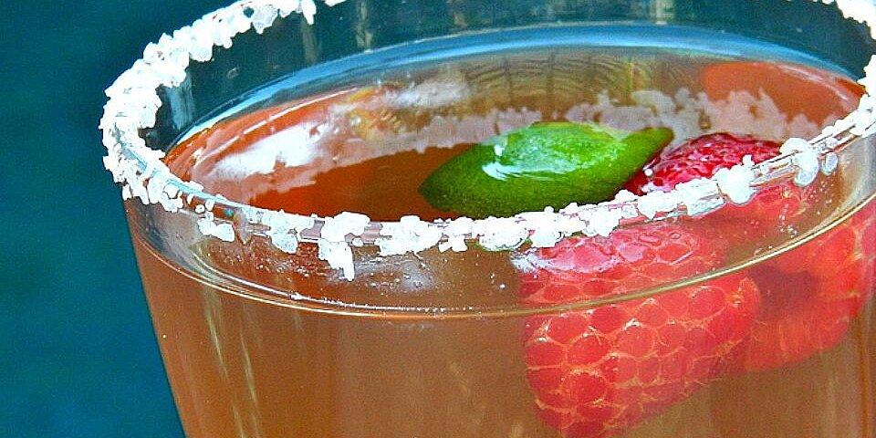 the best raspberry margarita recipe