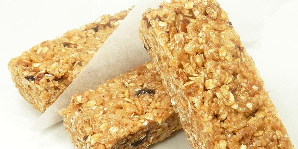 gobble up granola snacks recipe