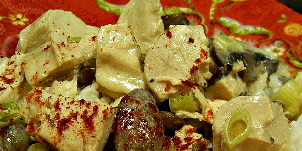 easy turkey curry recipe