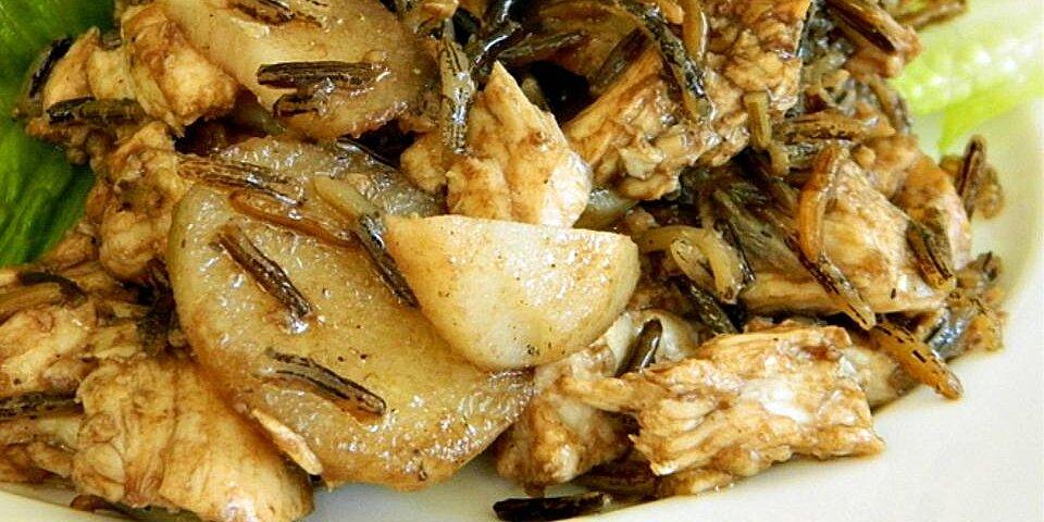best wild rice salad recipe