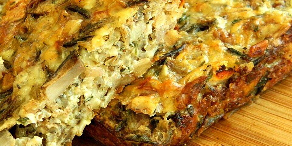 nut loaf supreme recipe