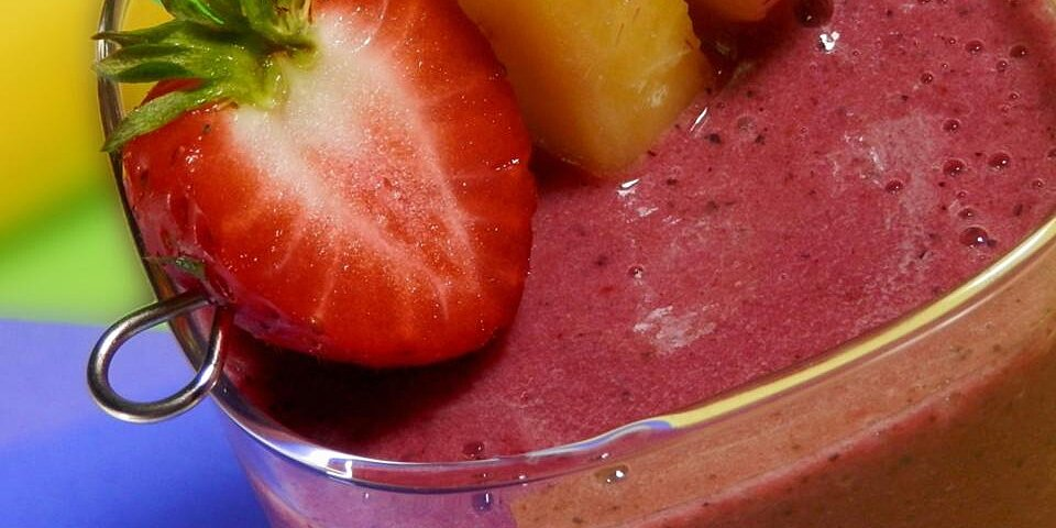 all fruit smoothies recipe