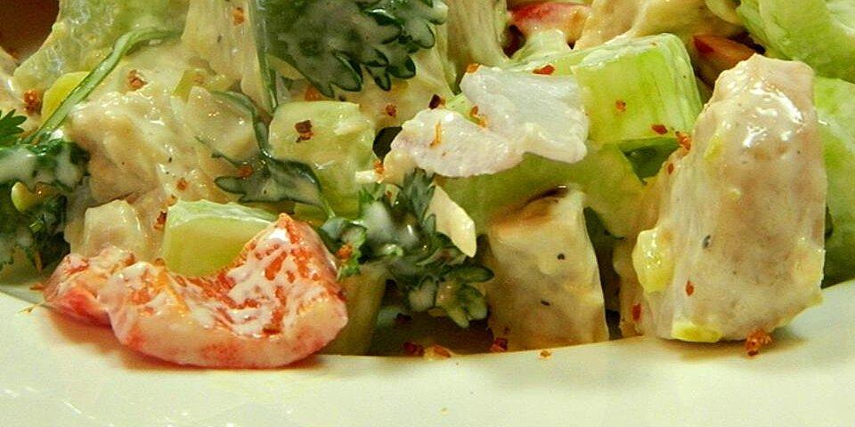 cindys turkey salad recipe