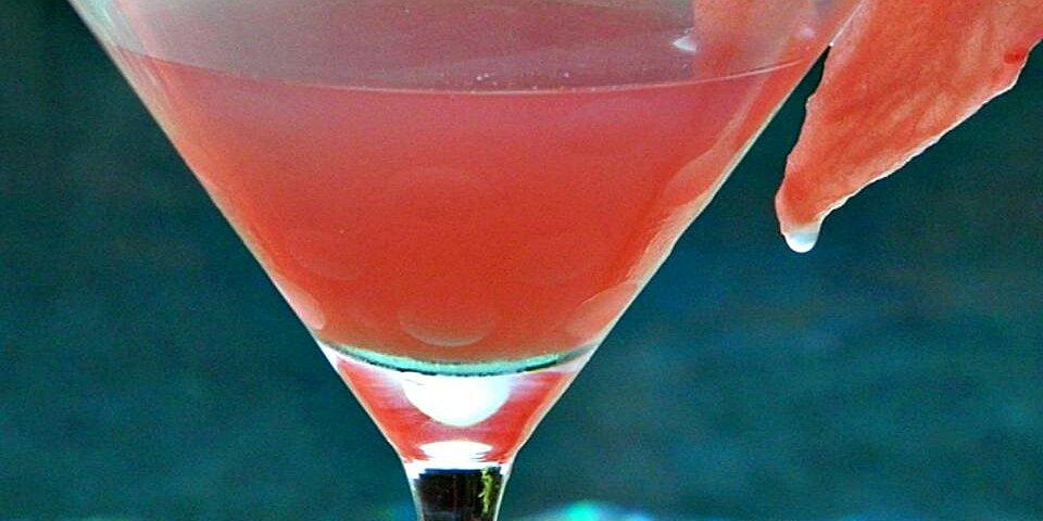 easy watermelon martini recipe