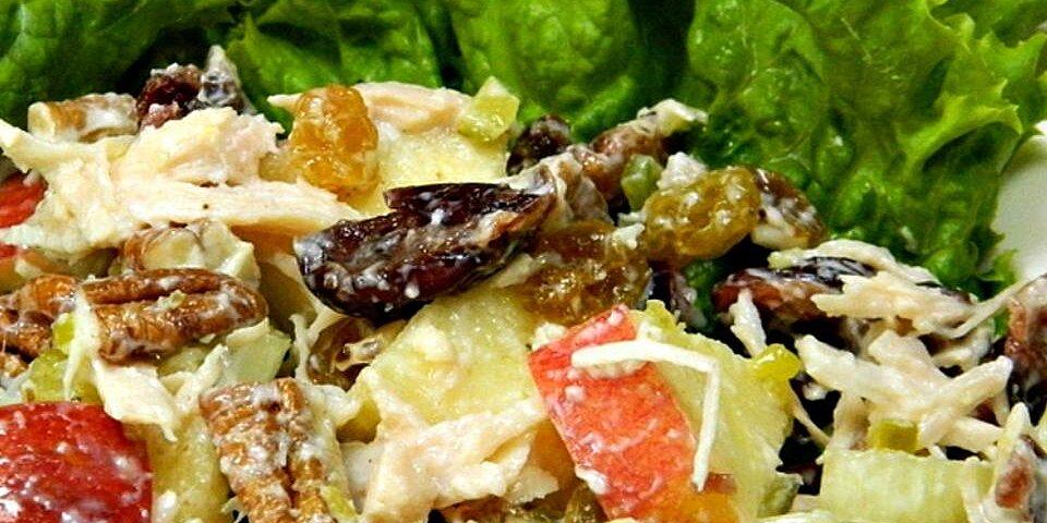 best chicken salad ever recipe
