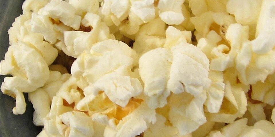 curried microwave popcorn recipe