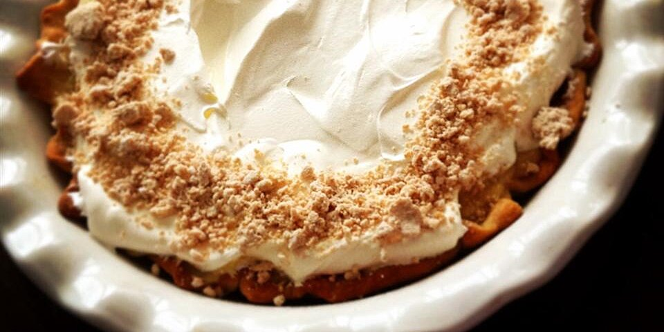 real southern peanut butter pie recipe
