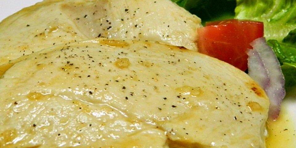 lemon garlic chicken breasts recipe
