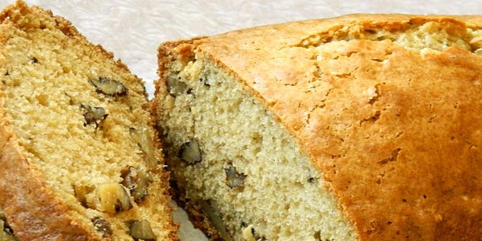 lauris yummy nut bread recipe