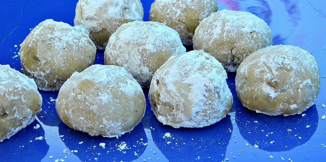 honey butter balls recipe