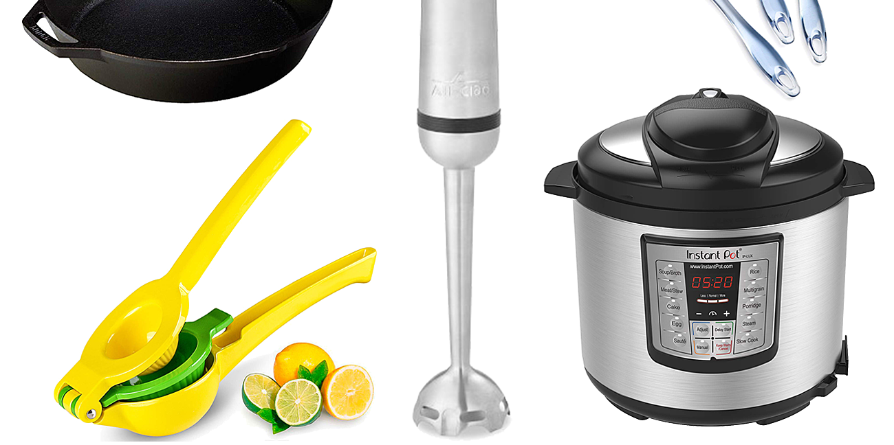 10 essential kitchen tools for low stress cooking
