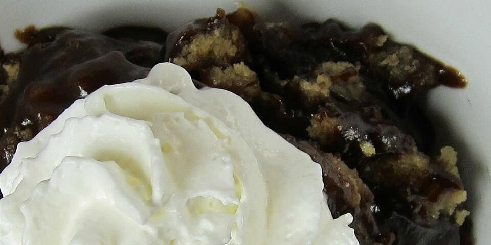 microwave hot fudge peanut butter pudding recipe
