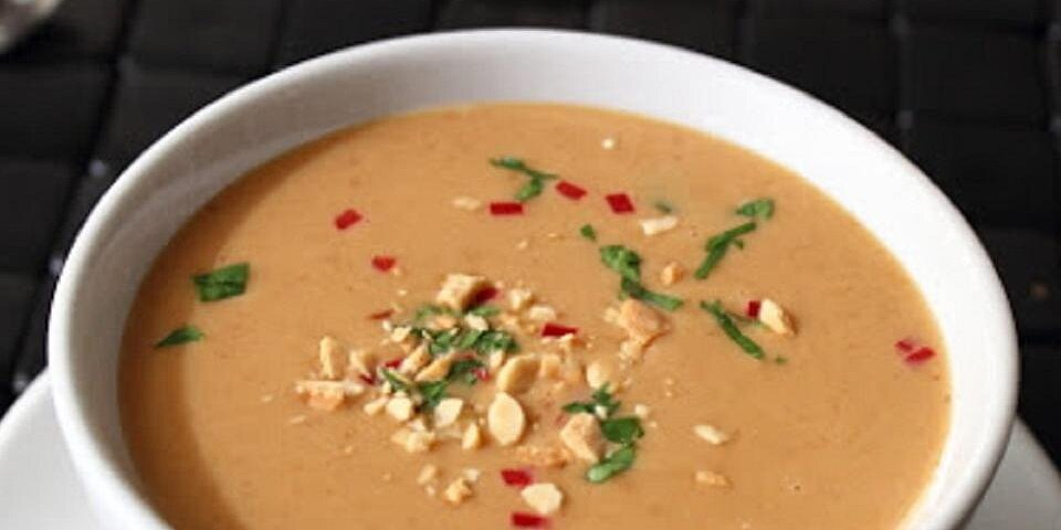 how to make peanut dipping sauce