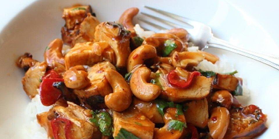 chef johns cashew chicken recipe