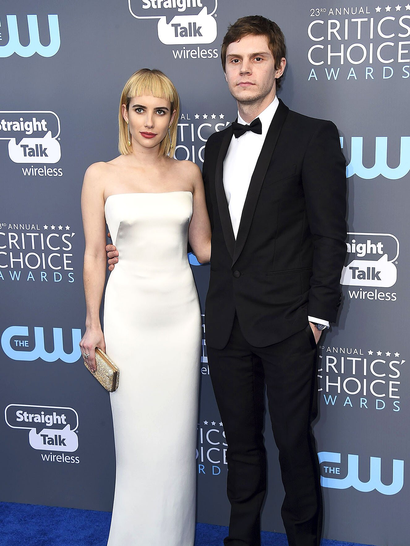 Emma Roberts and Evan Peters Split After 7 Years Together | PEOPLE.com