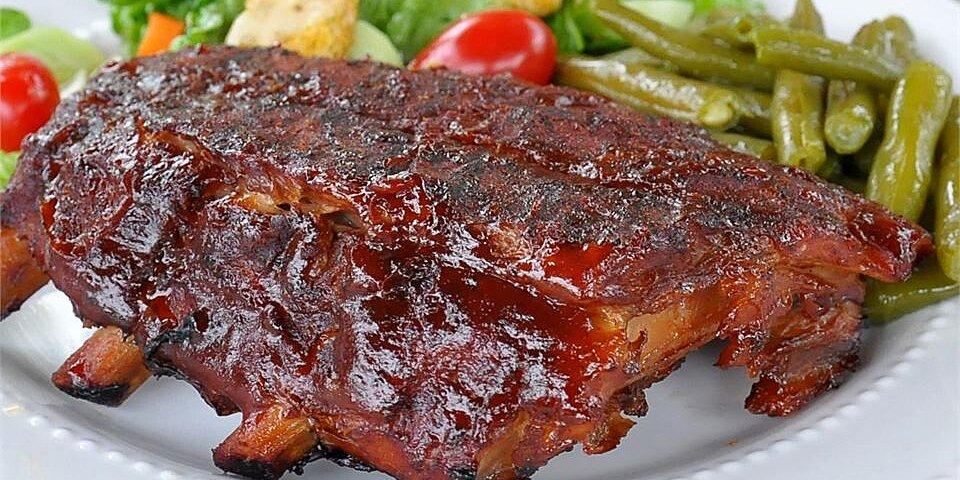 steves bodacious barbecue ribs recipe