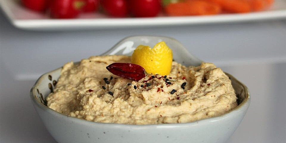 supremely spicy hummus recipe