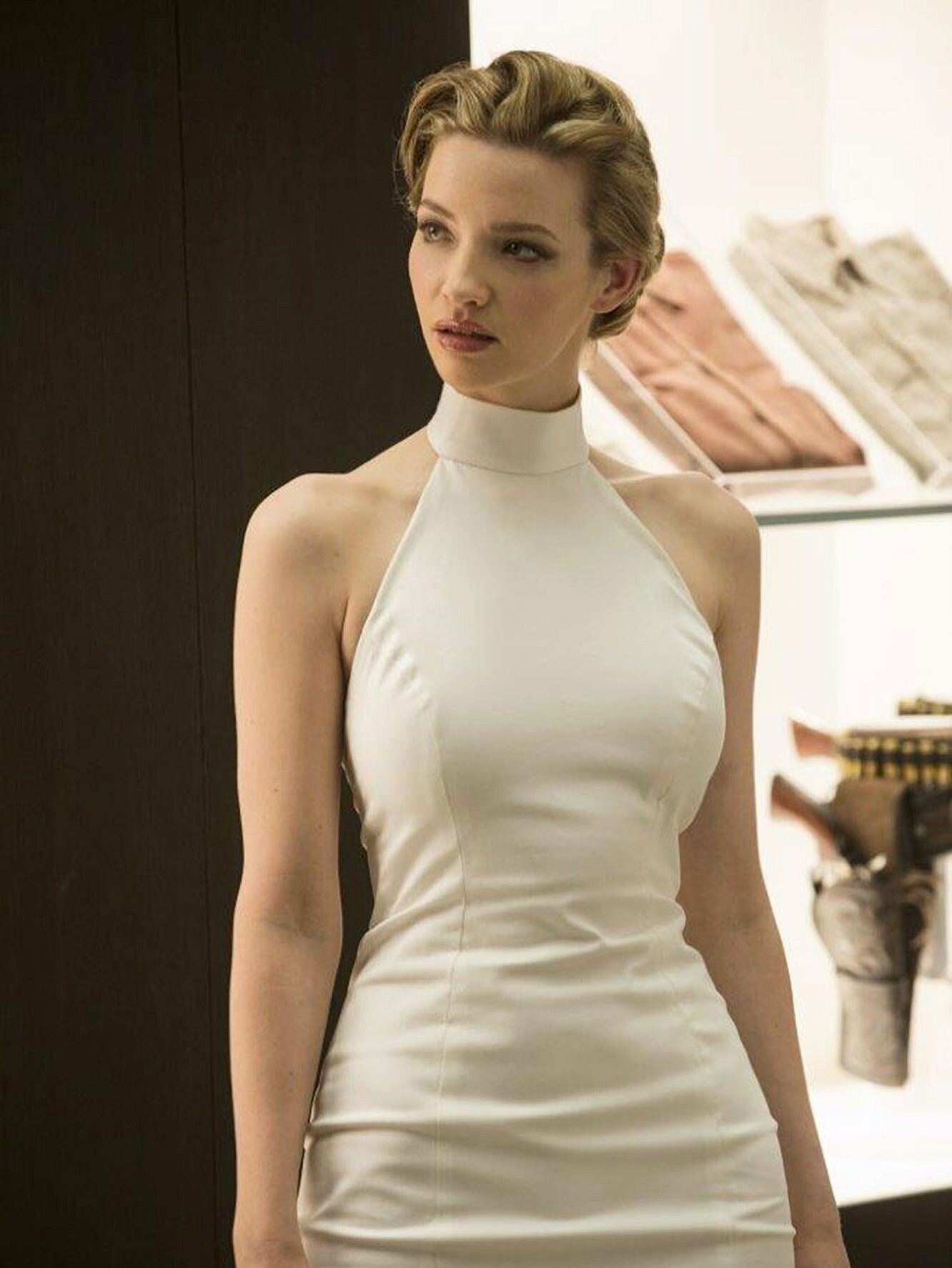 The 35-year old daughter of father (?) and mother(?) Talulah Riley in 2020 photo. Talulah Riley earned a  million dollar salary - leaving the net worth at  million in 2020