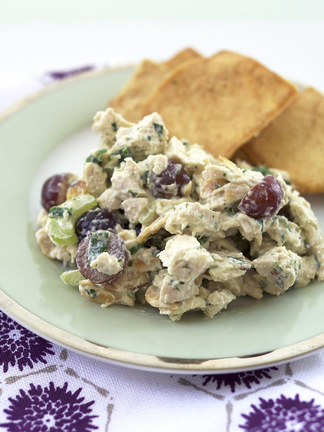 50 Easy Chicken Salad Recipes To Beat The Heat Myrecipes