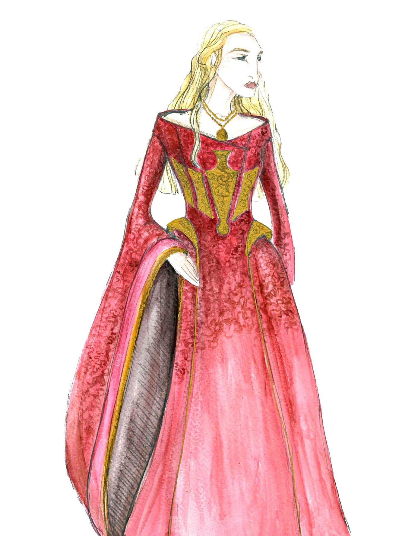 Game Of Thrones Costume Designer On Dressing The Seven Kingdoms Ew Com
