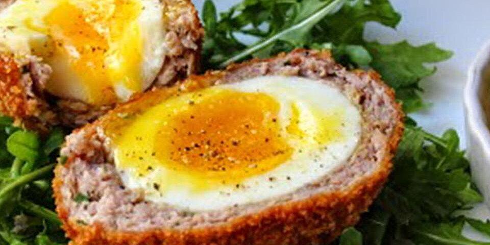 chef johns scotch eggs