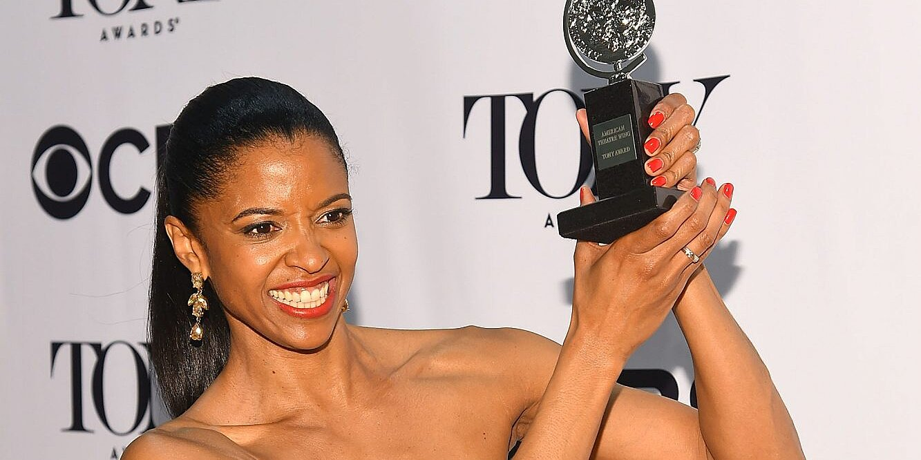 How Hamilton's Renée Elise Goldsberry Overcame Her Fear of Getting Fired to Win a Tony