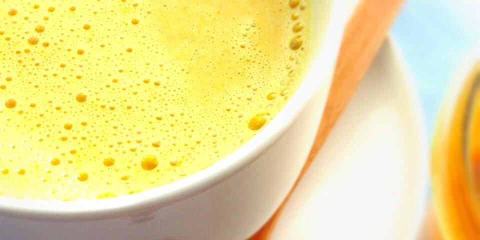 haldi ka doodh hot turmeric milk recipe