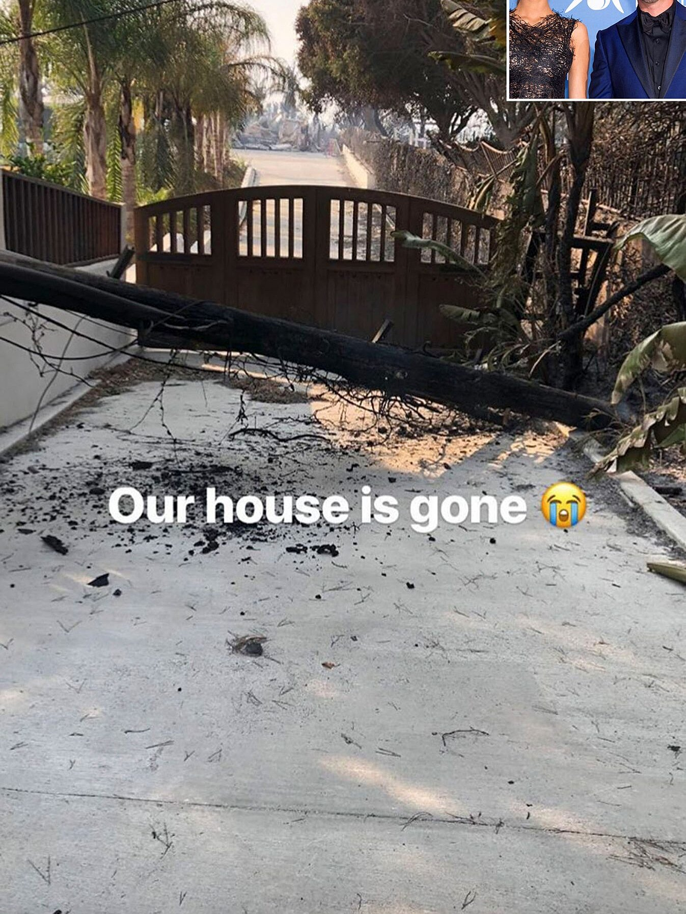 Miley Cyrus And More Stars Who Lost Homes In The California Fires People Com