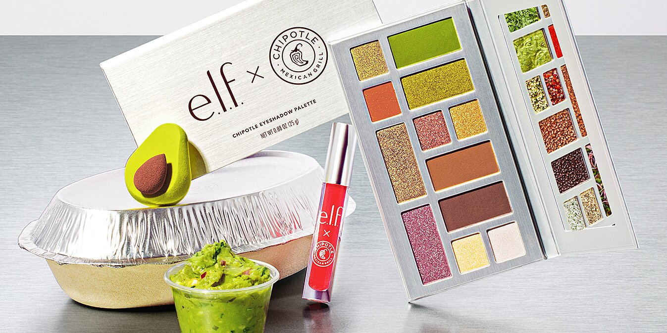 Chipotle to Launch Makeup Line with 'Lettuce' and 'Mild Salsa' Eyeshadow