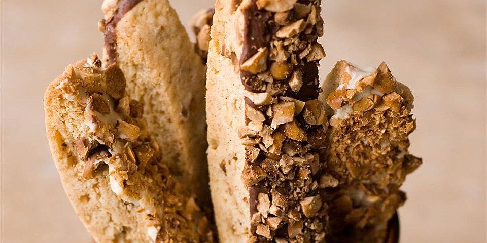 cinnamon hazelnut biscotti recipe
