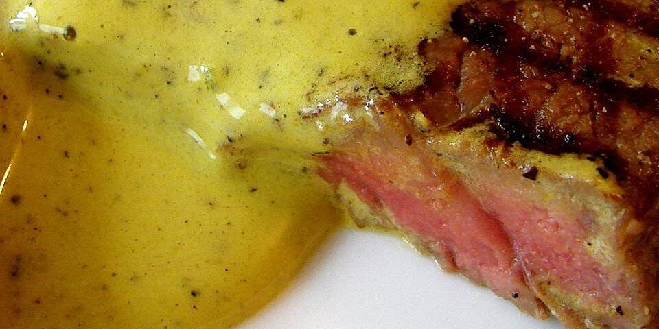 chef johns butterless bearnaise sauce recipe