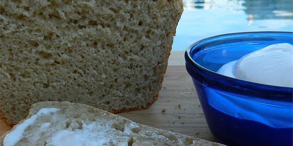 honey macadamia oat bread recipe