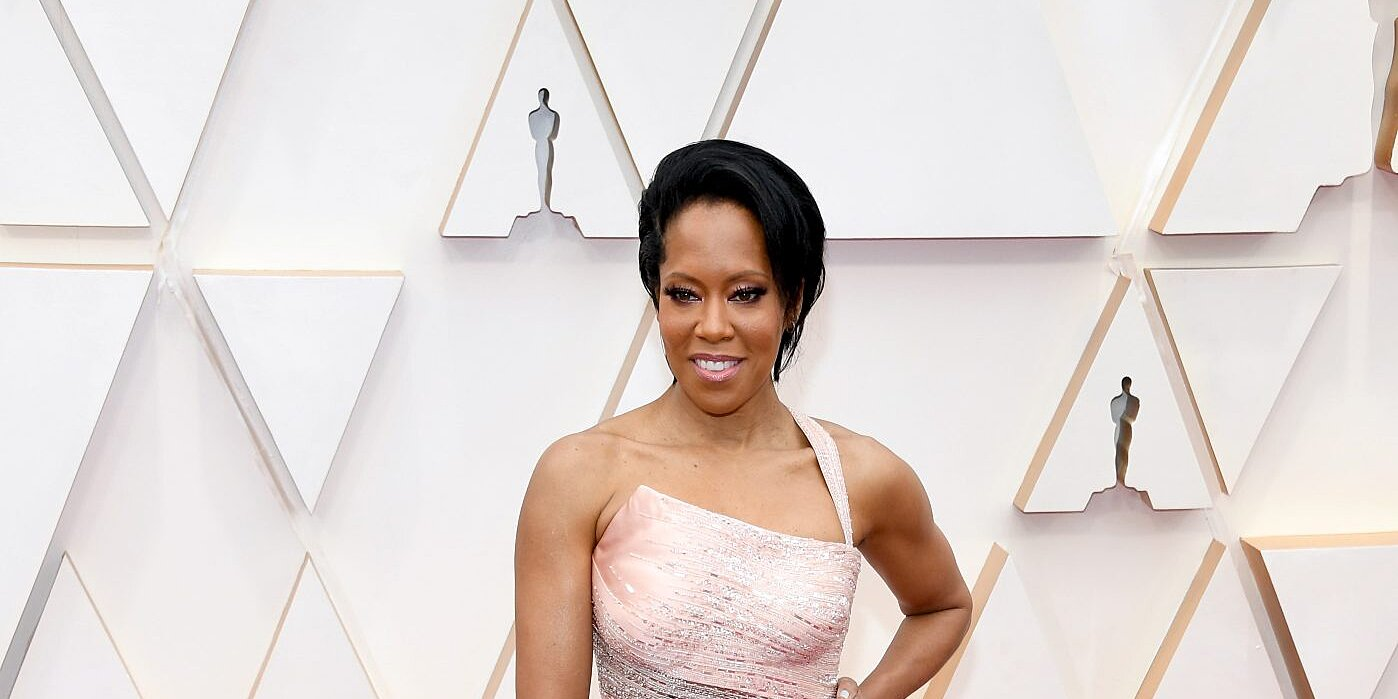 Oscars 2020 Regina King Wore Versace And Harry Winston Instyle