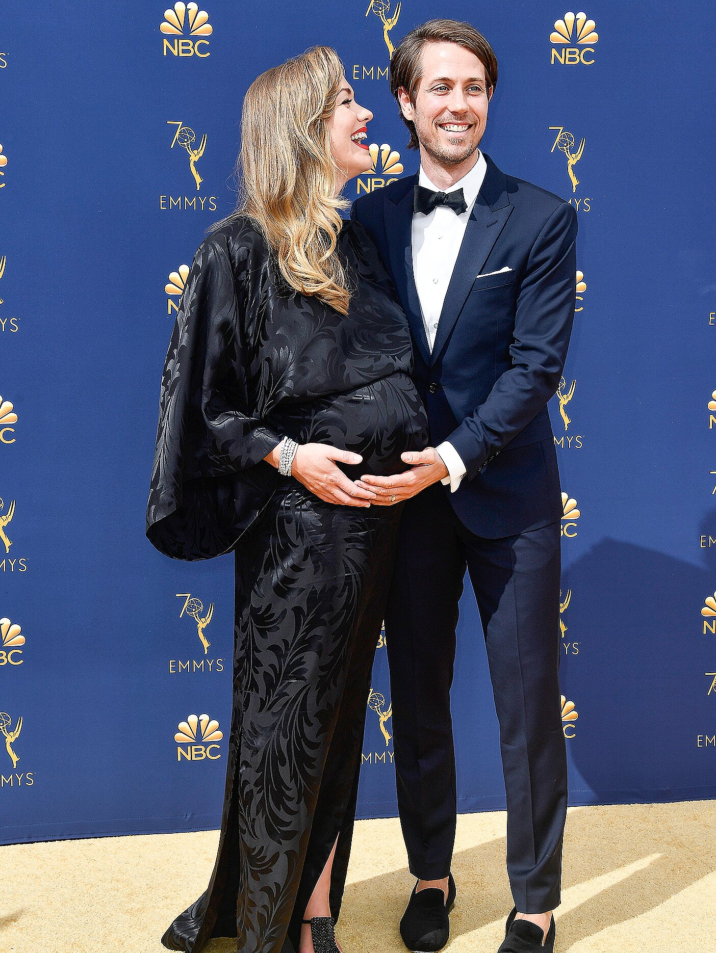 Yvonne Strahovski Welcomes First Child A Son With Husband Tim People Com The handmaid's tale's yvonne strahovski reveals she secretly married boyfriend tim loden over the summer. https people com parents yvonne strahovski welcomes son