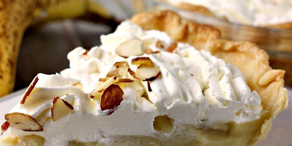 banana cream pie i recipe